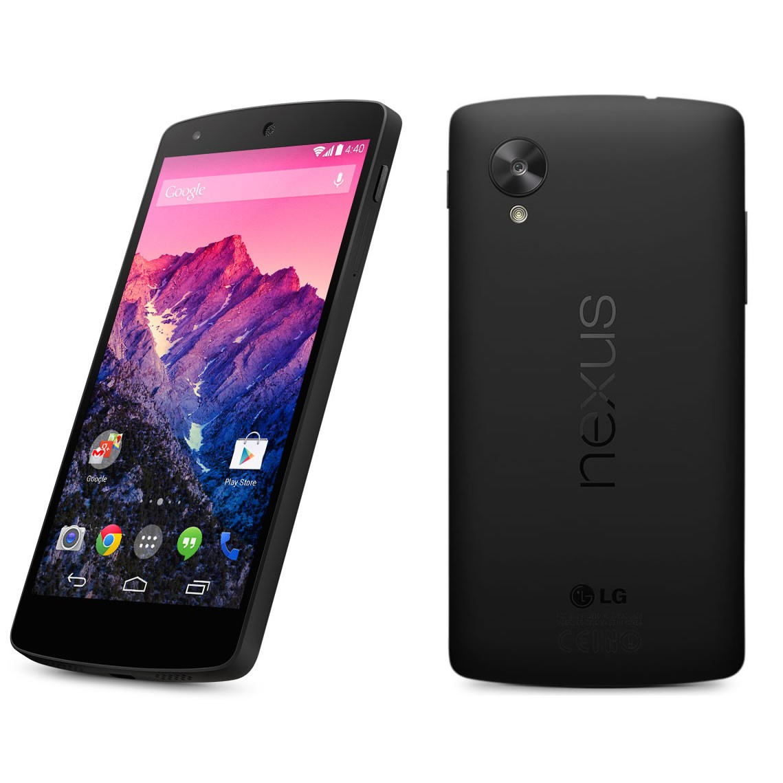 LG Google Nexus 5 (16GB) - Intouch Wireless