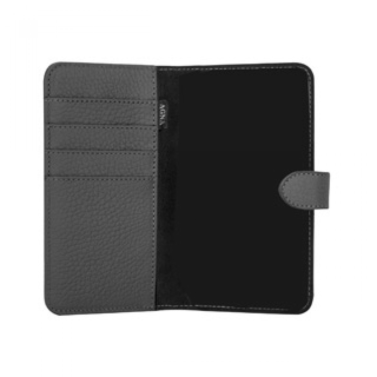 Universal Xqisit Black Magneat Agna Magnetic Wallet case - Intouch Wireless  - Intouch Wireless 88bd22d7a3162
