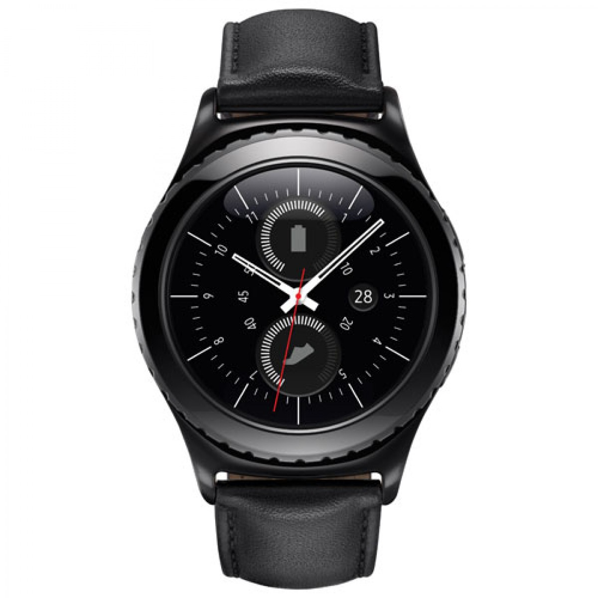 Samsung Gear S2 Classic Smartwatch with Heart Rate Monitor ...