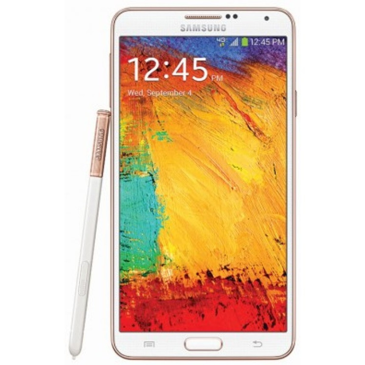 samsung galaxy note 3 n900t 32 gb penta 3g lte new unlocked white intouch wireless intouch. Black Bedroom Furniture Sets. Home Design Ideas