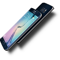Samsung Galaxy S6 EDGE SM-G925T - G925W8 64 GB Unlocked Black