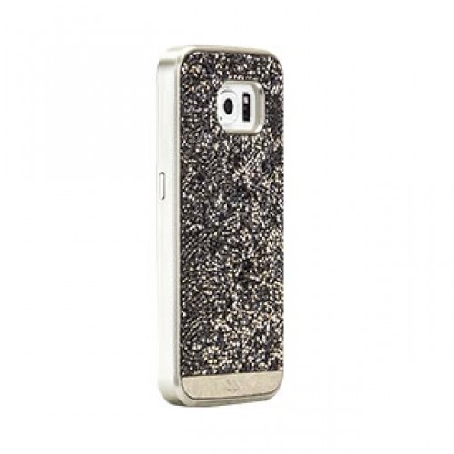 Samsung Galaxy S6 Case-mate Champagne Brilliance Barely There
