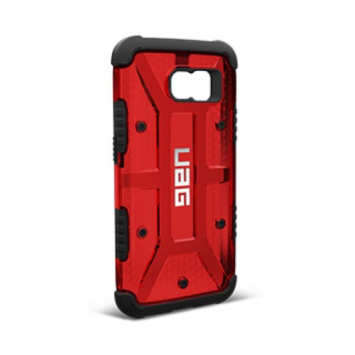 Samsung Galaxy S6 UAG Red/Black (Magma) Composite case