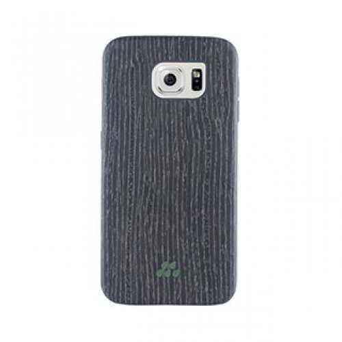 Samsung Galaxy S6 Evutec Black Apricot Wood SI series