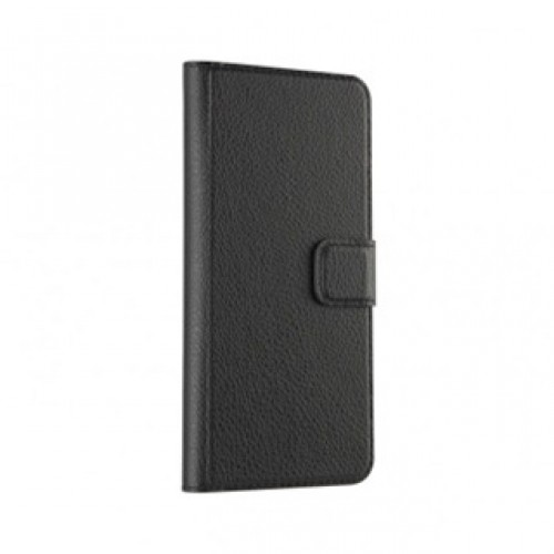 iPhone 6/6S Xqisit Black Slim Wallet case
