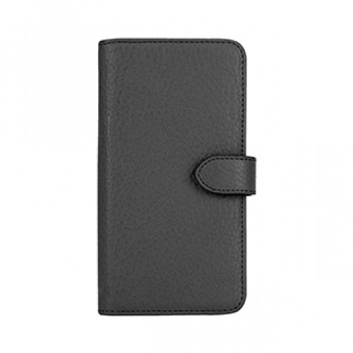 Universal Xqisit Black Magneat Agna Magnetic Wallet case