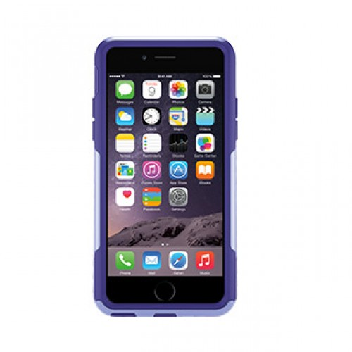iPhone 6/6S Otterbox Purple/Purple (Purple Amethyst) Commuter Series case