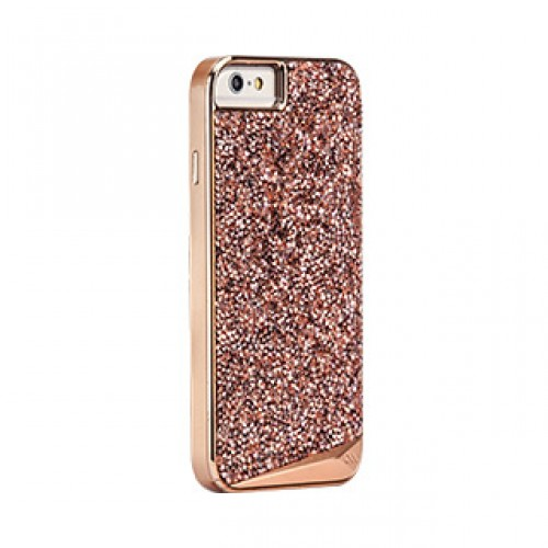 iPhone 6/6S Case-mate Rose Gold Brilliance Barely There