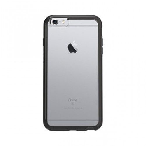 iPhone 6 Plus/6S Plus Otterbox Clear/Black (Black Crystal)