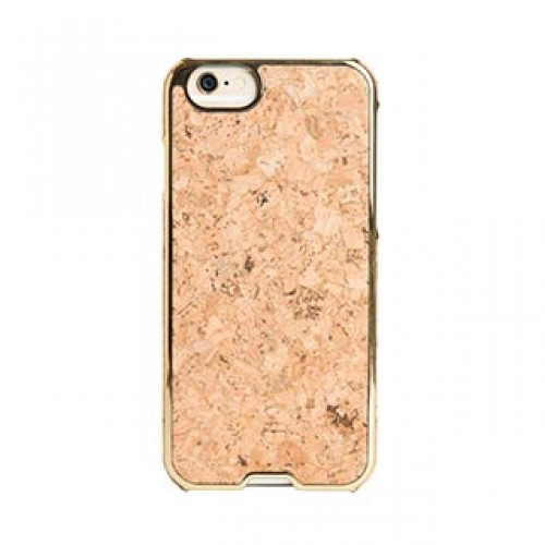 iPhone 6/6S Agent 18 Cork/Gold Inlay case