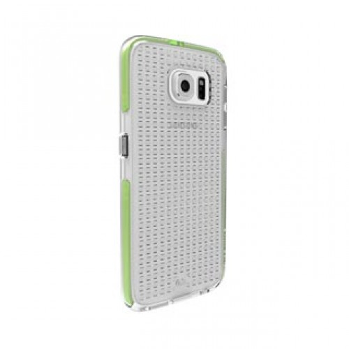 Samsung Galaxy S6 Case-mate Clear/Green Tough Air case