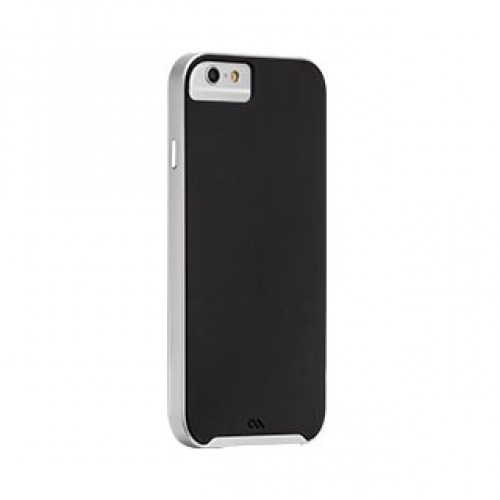 iPhone 6/6S Case-mate Black/Silver Slim Tough case