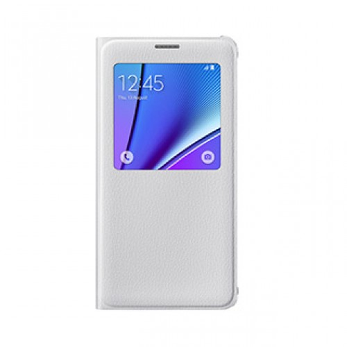 Samsung Galaxy Note 5 OEM White S View Cover