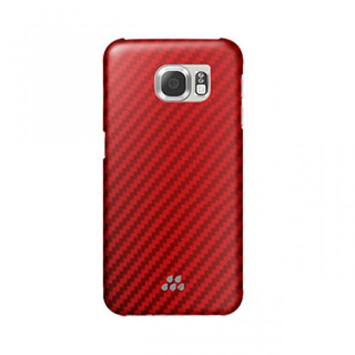 Samsung Galaxy S6 Evutec Red/Orange (Lorica) Karbon S Series case