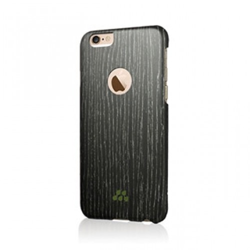 iPhone 6/6S Evutec Black Apricot Wood S Series case