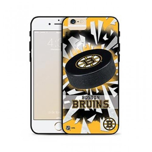 iPhone 6 Plus/6S Plus NHL® Boston Bruins Puck Shatter cover
