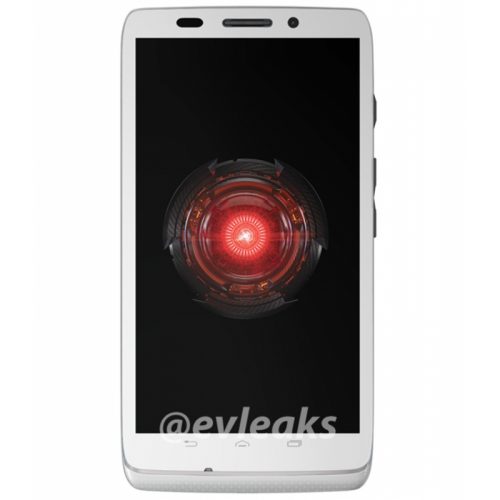 Motorola DROID Ultra  (white)